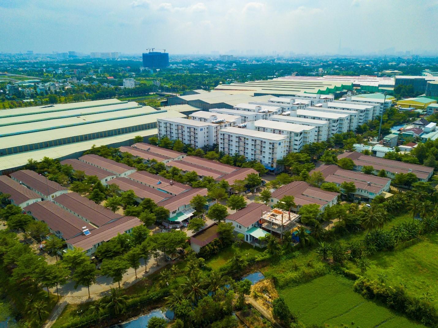 Chung cư EHome 4 – Khu đô thị Nam Long Bắc Sài Gòn