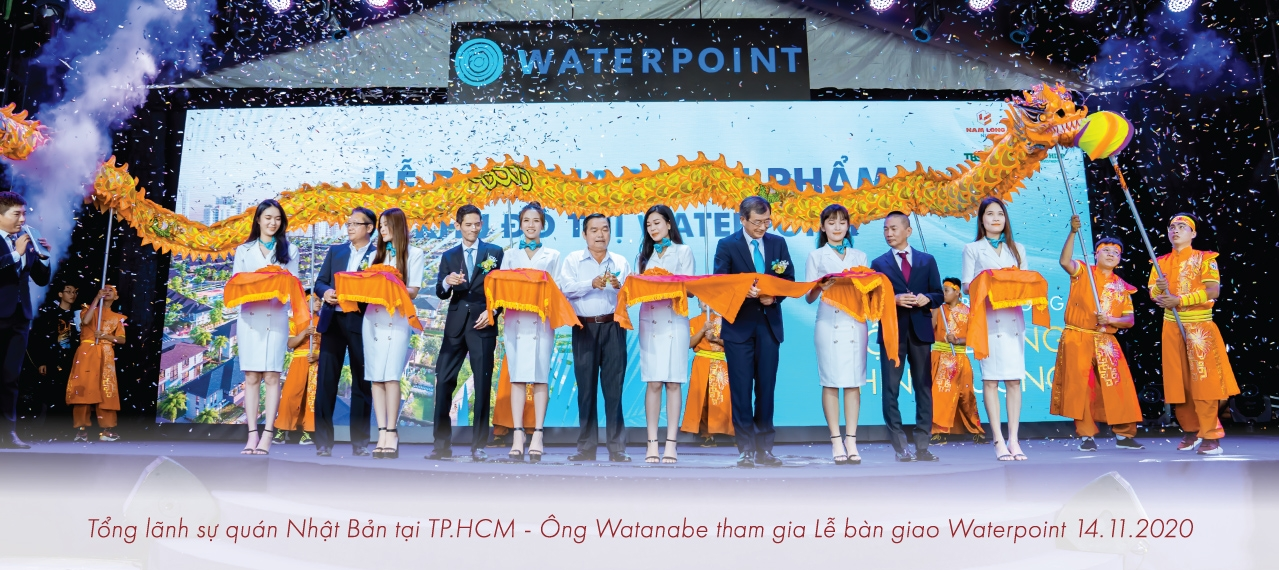 Ban giao Waterpoint