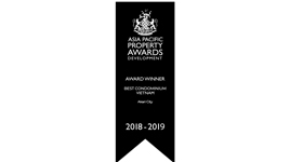 Asia Pacific Property Awards – Best Condominium - Akari City Project 2018 - 2019